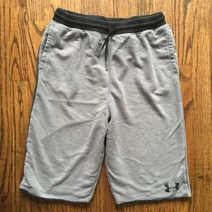 Under Armour Boys Terry Shorts Youth XL